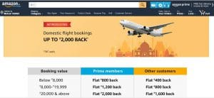 Amazon Flights
