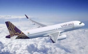 Vistara Flights to Singapore