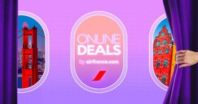 Air France Online Deals