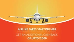 Cleartrip Airline Flash Sale
