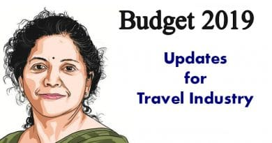 Budget 2019 for Travel Industry