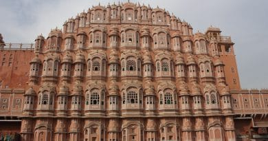 Jaipur In UNESCO World Heritage Site