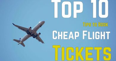 Top 10 Tips to Book Cheap Flight Tickets in 2019