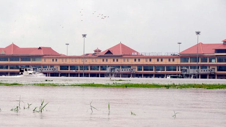 Kochi airport to resume operations from 12 pm on August 11