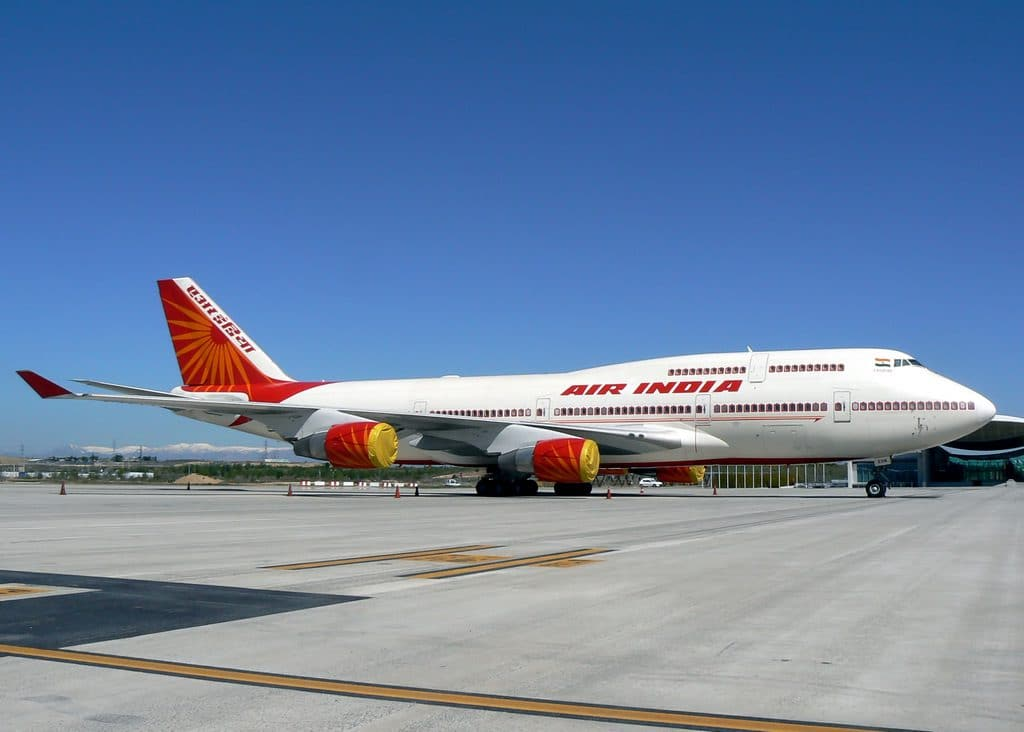 Air India Airline - Best Airlines in India