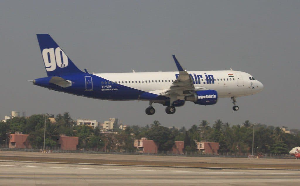 GoAir Airline - Best Airlines in India
