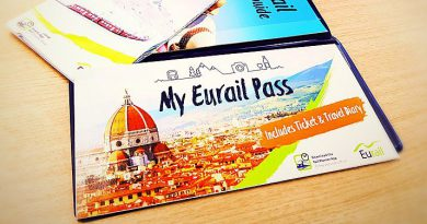 Eurail offers 10% discount on all global passes