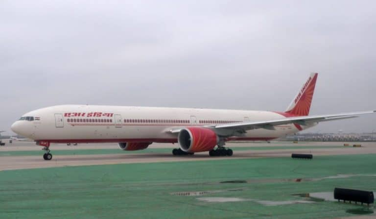 Air India Flights Cancelled