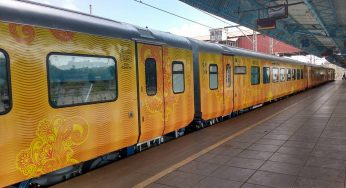 India's First Private Train, Tejas Express: Know All Benefits, Train Timing, Schedule, Route, and Fare