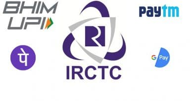 IRCTC Reduce Charges