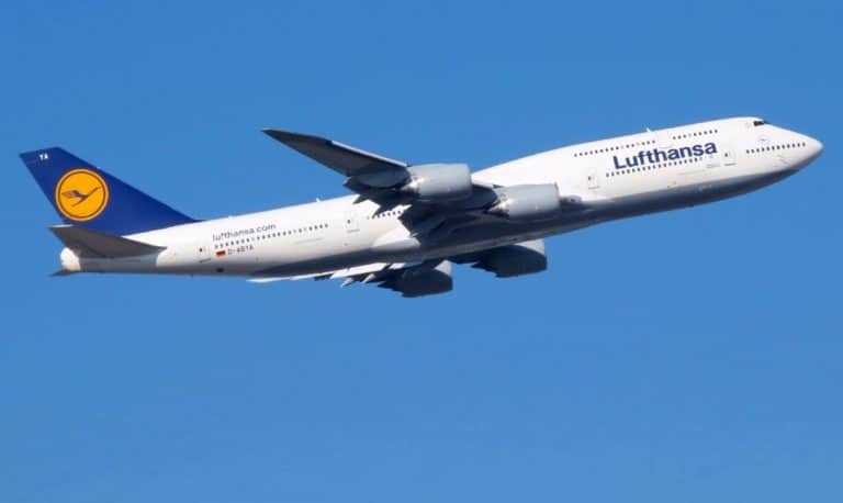 Lufthansa Flights Cancelled